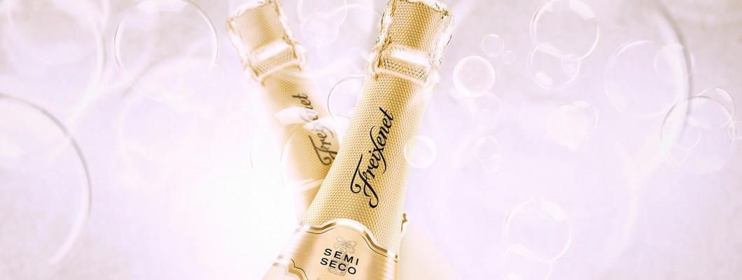 Kaj so peneča vina, šampanjec in penine?