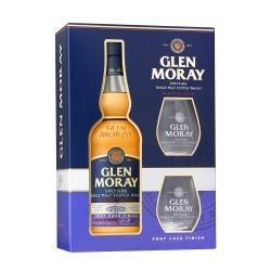 Glen Moray 0,7l - Darilno pakiranje