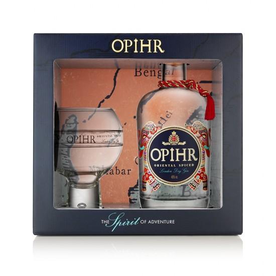 Opihr Oriental Spiced Gin 0,7l - Darilno pakiranje-Žgane pijače