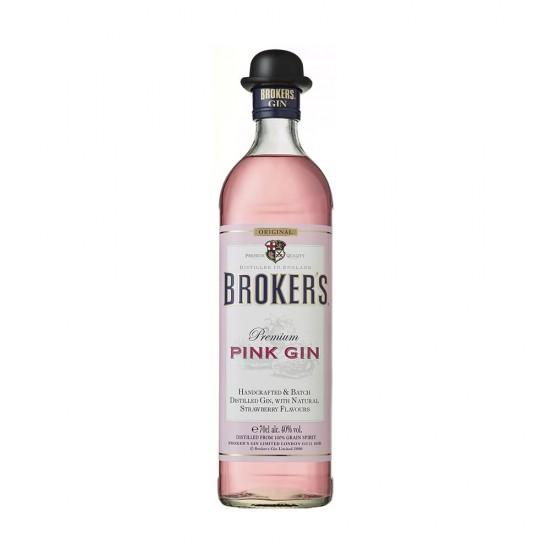 Broker's Pink Gin 0,7l