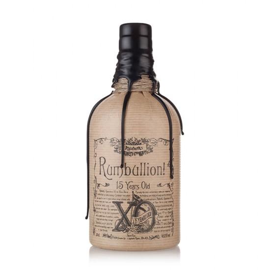 Rumbullion XO 15y,  0,5l