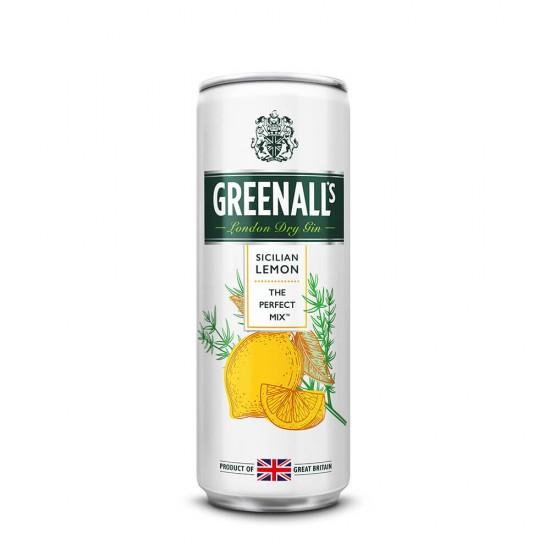 Greenall's Sicilian Lemon 0,25l-Žgane pijače
