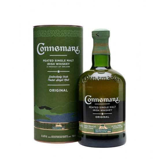 CONNEMARA, Peated Single Malt Whiskey, Irska-Whisky IRSKI