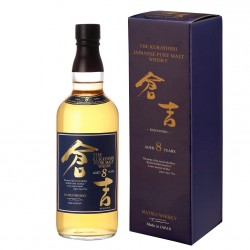 The Kurayoshi Pure Malt  8YO 0,7l
