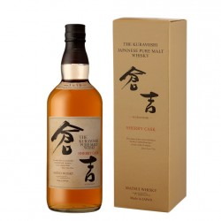 The Kurayoshi Pure Malt / Sherry Cask 0,7l