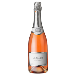 Rose brut, peneče vino  0,75 - Veralda