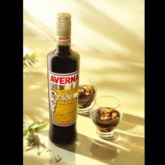AVERNA, grenčica, 29% vol alkohola, Italija-Grenčica