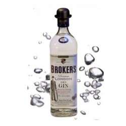 Broker's London Dry Gin 0,7l