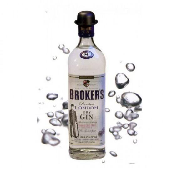 BROKER'S LONDON DRY GIN, Velika Britanija-Gin