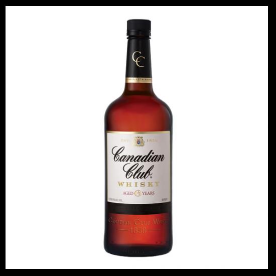 CANADIAN CLUB - KANADA-Whisky KANADSKI
