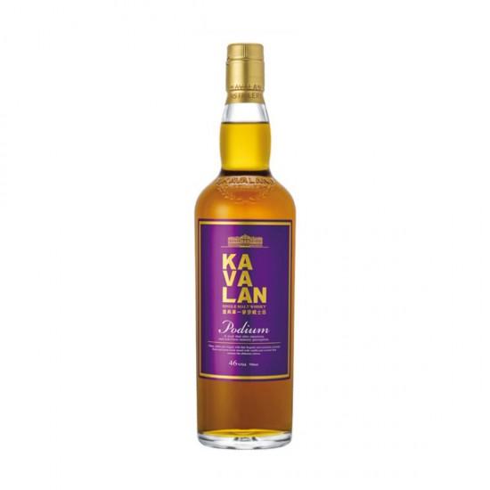 KAVALAN PODIUM Single Malt – Taiwan, 0,7l, 46% vol alkohola-Whisky TAIWANSKI