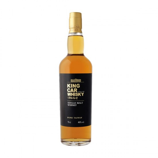 King Car whisky Single Malt –Taiwan, 0,7l, 46% vol alkohola-Whisky TAIWANSKI