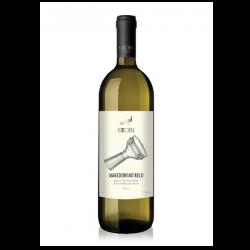 Makedonsko belo vino 1l - STOBI