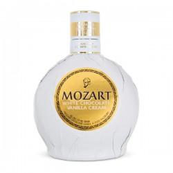 Mozart White Chocolate Vanilla Cream 0,7l