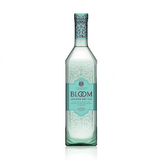 BLOOM Premium London Dry Gin 0,7 L -Gin