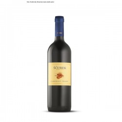 Cabernet Franc 0,75l – Ščurek vina