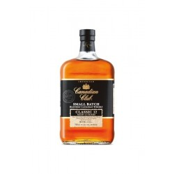 Canadian Club CLASSIC 12YO Small Batch, 0,7l, 40% vol alkohola