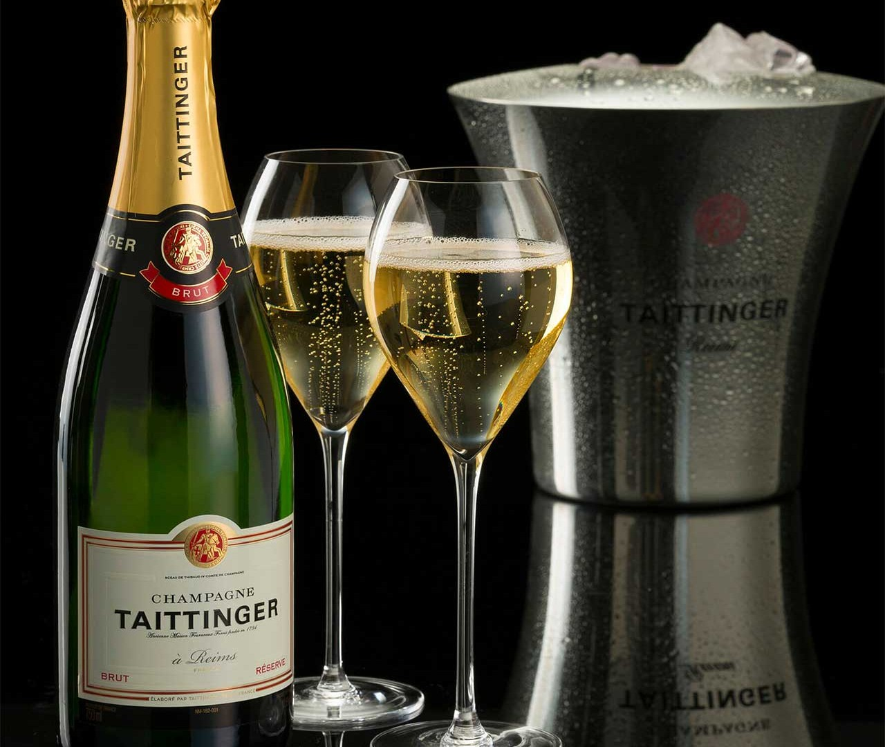 Šampanjec Taittinger