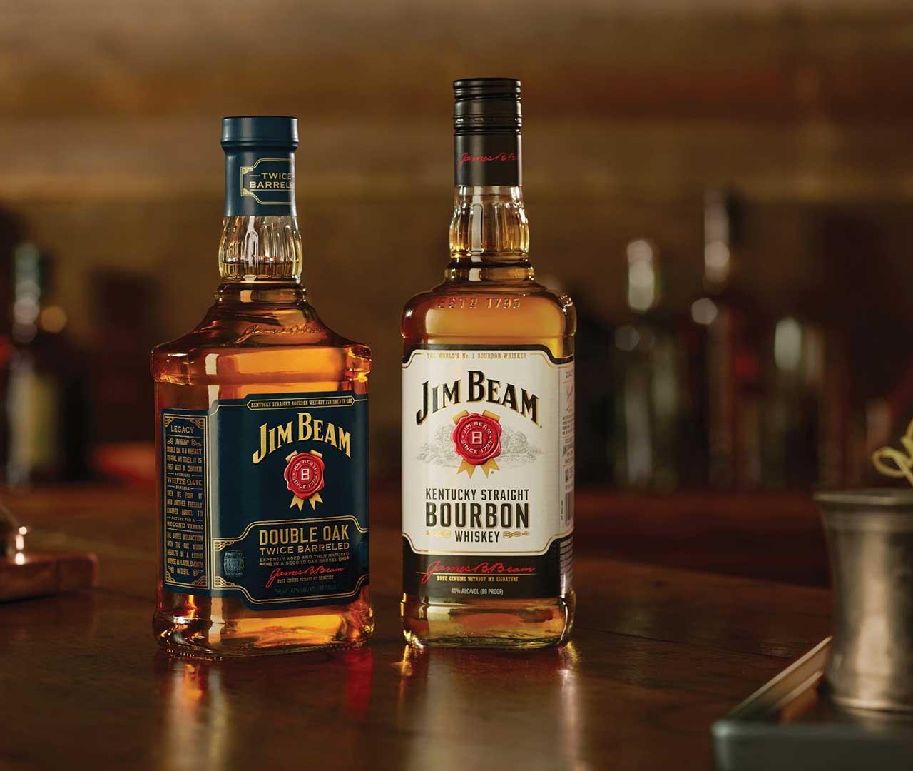 Whiskey Jim Beam